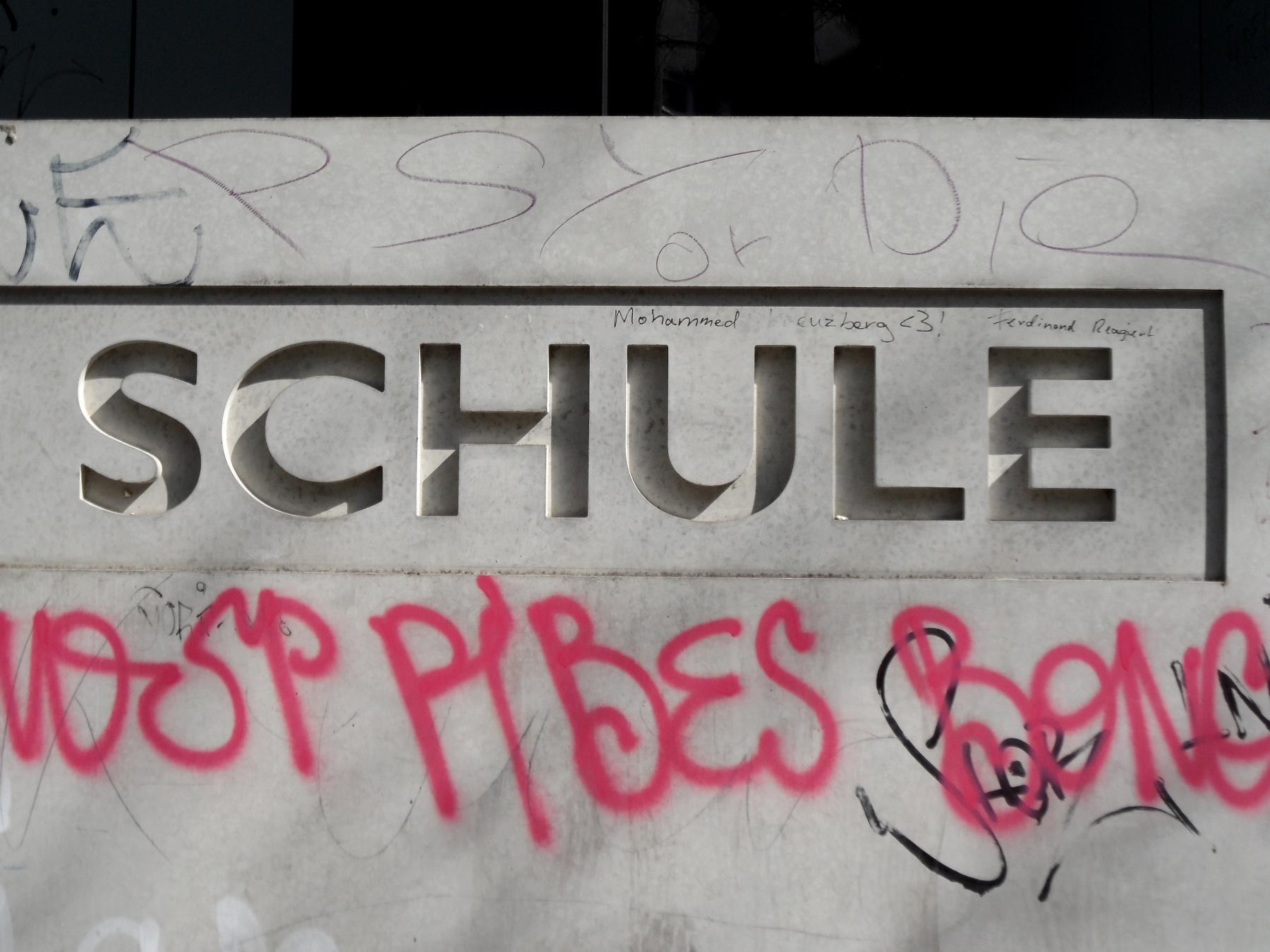 Bye bye Grundschule, hello Oberschule